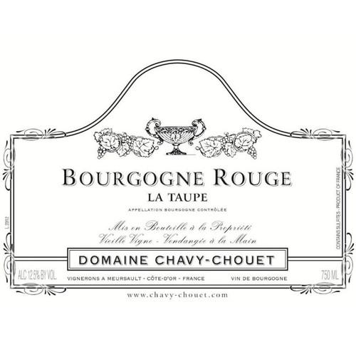 Chavy-Chouet Bourgogne Rouge La Taupe 2019