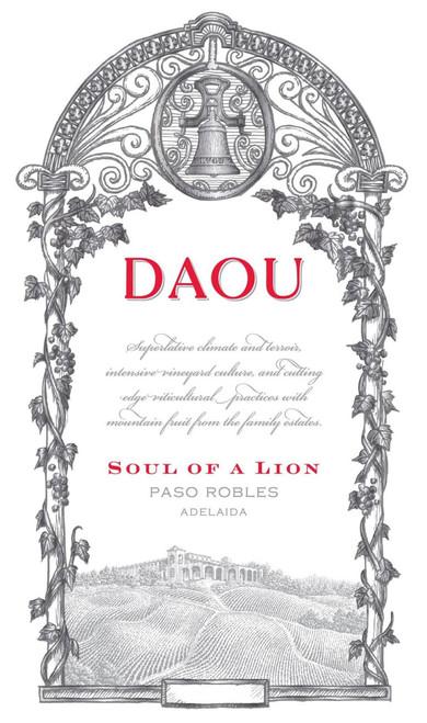 Daou Soul of a Lion Paso Robles 2018