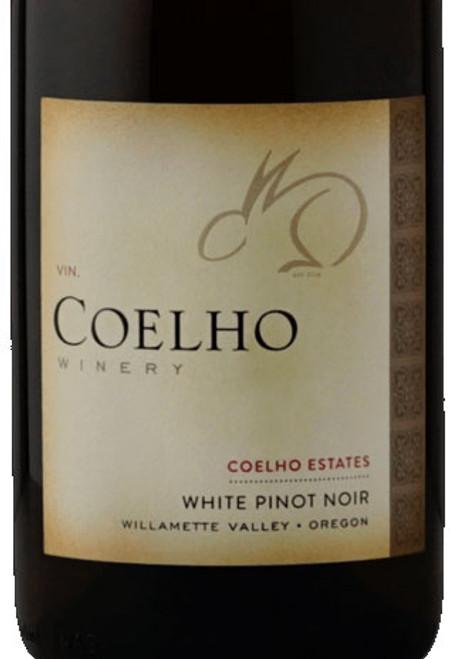 Coelho White Pinot Noir Willamette Valley 2019