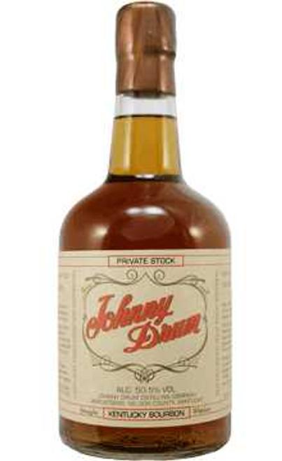 Johnny Drum Private Stock Straight Kentucky Bourbon Whiskey