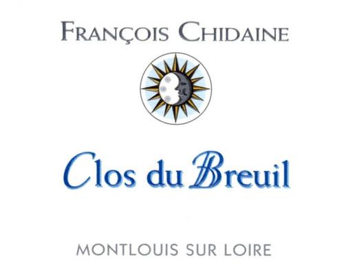 Chidaine Montlouis-sur-Loire Clos du Breuil 2019