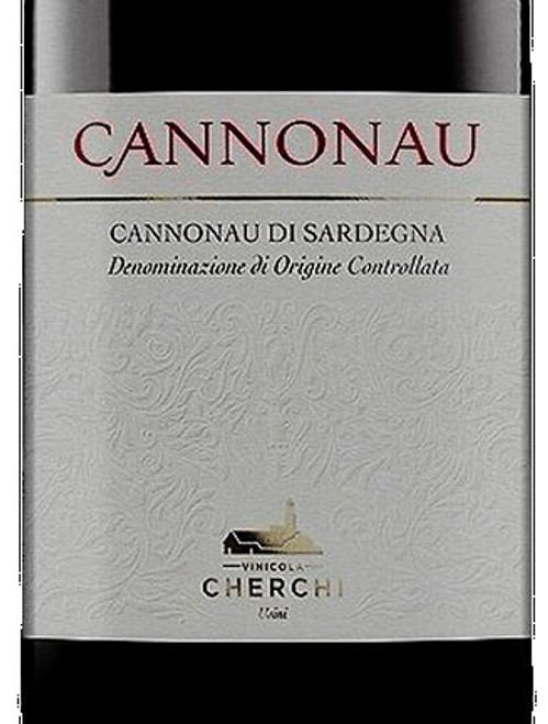 Cherchi Cannonau di Sardegna Sardinia 2019