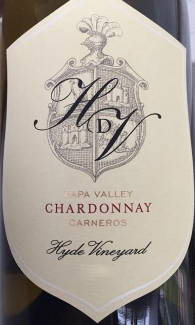 Hyde de Villaine (HdV) Chardonnay Carneros Hyde Vineyard 2018