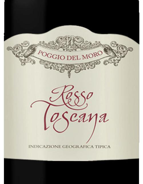 Poggio del Moro Toscana Rosso 2015