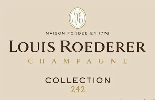 Roederer/Louis Brut Champagne Collection 242 NV