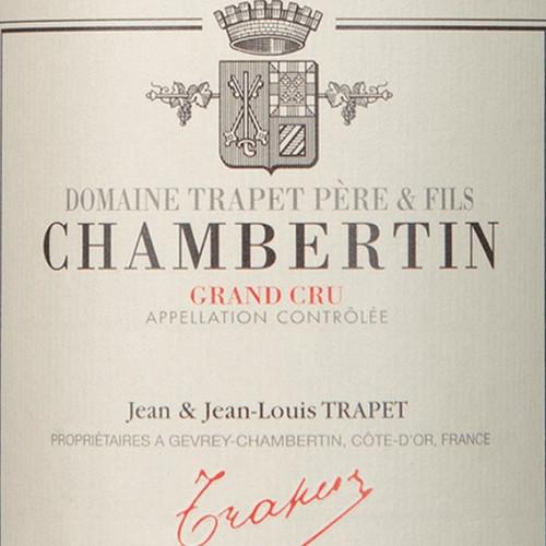 Trapet/Jean-Louis Chambertin 2018