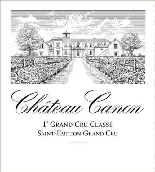 Canon St-Emilion 2001