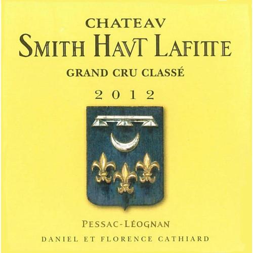 Smith-Haut-Lafitte Pessac-Léognan 2012