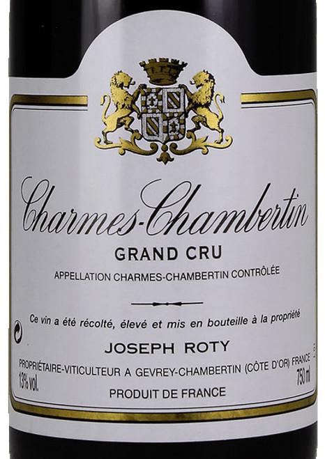 Roty Charmes-Chambertin Grand Cru Très Vieilles Vignes 2018