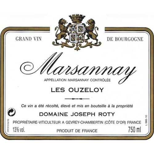 Roty Marsannay Ouzeloy 2018