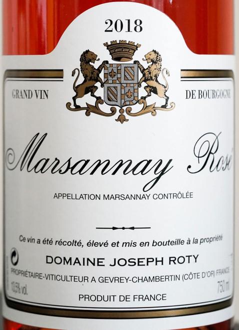 Roty Marsanny Rosé 2018