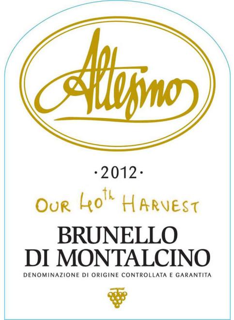 Altesino Brunello di Montalcino 2012