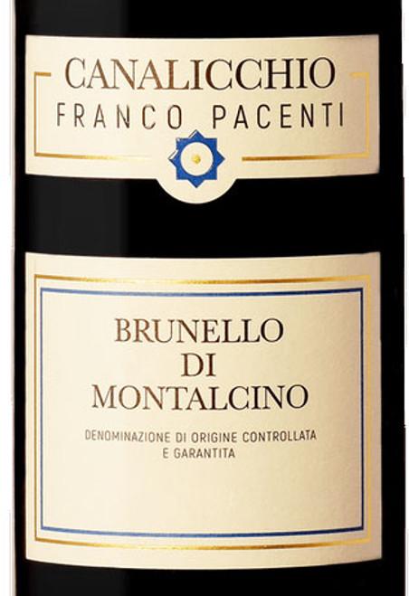 Canalicchio-Franco Pacenti Brunello di Montalcino 2010