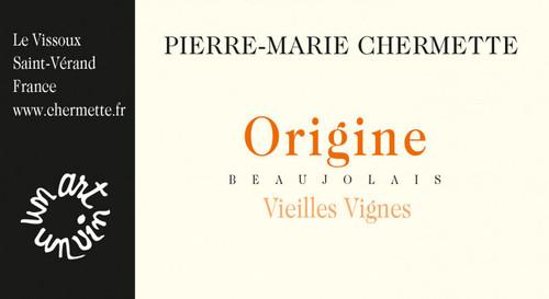 Vissoux Beaujolais-Villages Origine Vieilles Vignes 2020