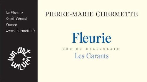 Vissoux (Chermette) Fleurie Les Garants 2020