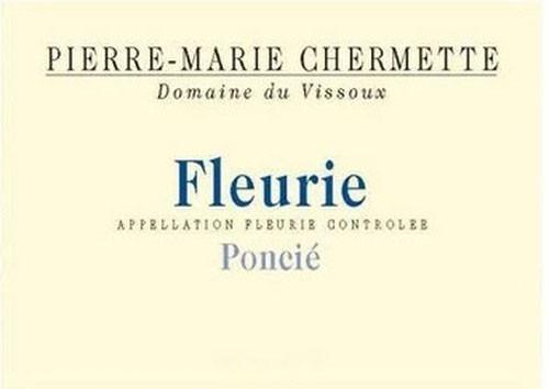 Vissoux (Chermette) Fleurie Poncié 2020