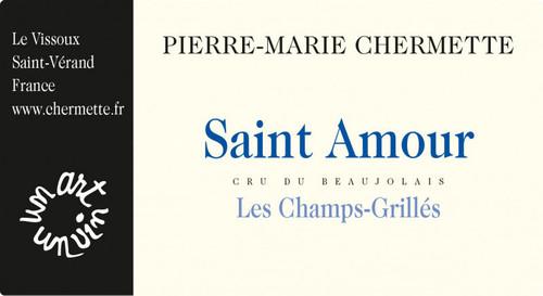 Vissoux (Chermette) Saint Amour Les Champs-Grillés 2020
