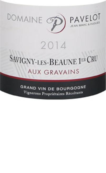 Pavelot Savigny-lès-Beaune 1er cru Aux Gravains 2014