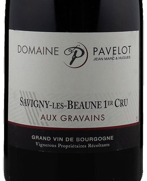 Pavelot Savigny-lès-Beaune 1er cru Aux Gravains 2017 3L
