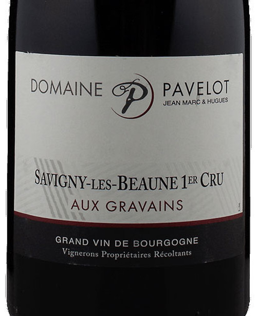 Pavelot Savigny-lès-Beaune 1er cru Aux Gravains 2017 1.5L
