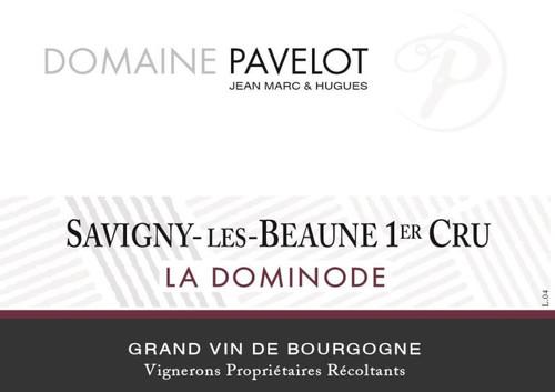 Pavelot Savigny-lès-Beaune 1er cru La Dominode 2018 1.5L
