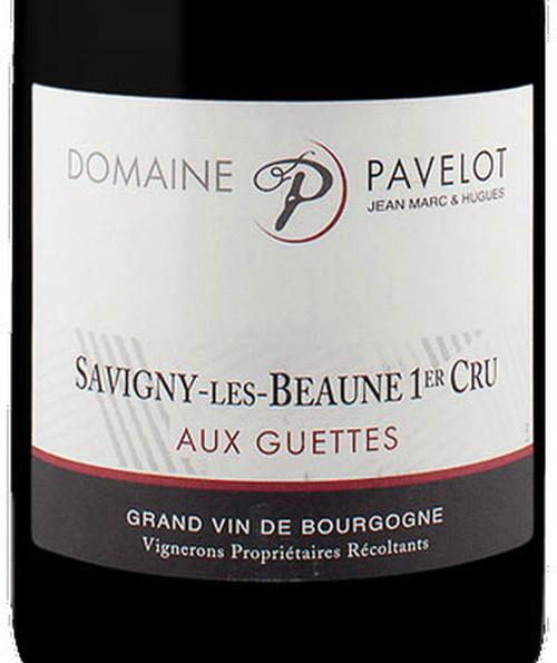 Pavelot Savigny-lès-Beaune 1er cru Aux Guettes 2018 1.5L
