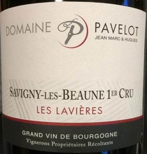Pavelot Savigny-lès-Beaune 1er cru Lavières 2018 1.5L