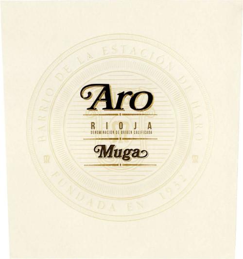 """Muga Rioja """"Aro"""" 2016"""