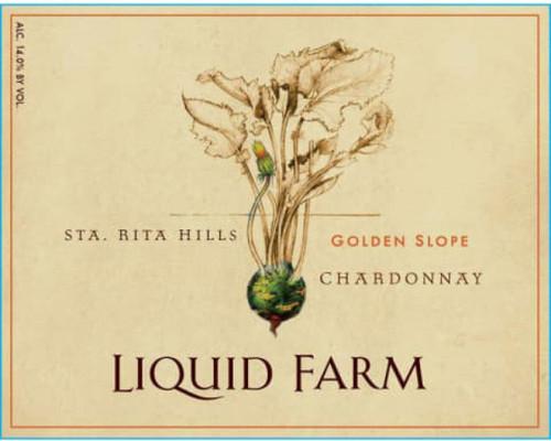 Liquid Farm Chardonnay Sta. Rita Hills Golden Slope 2017