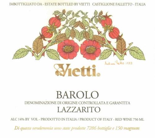 Vietti Barolo Lazzarito 2017
