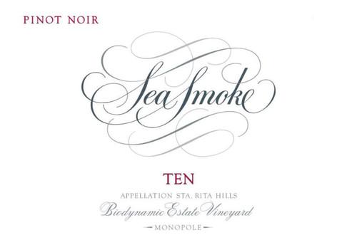 Sea Smoke Pinot Noir Sta. Rita Hills Ten 2019