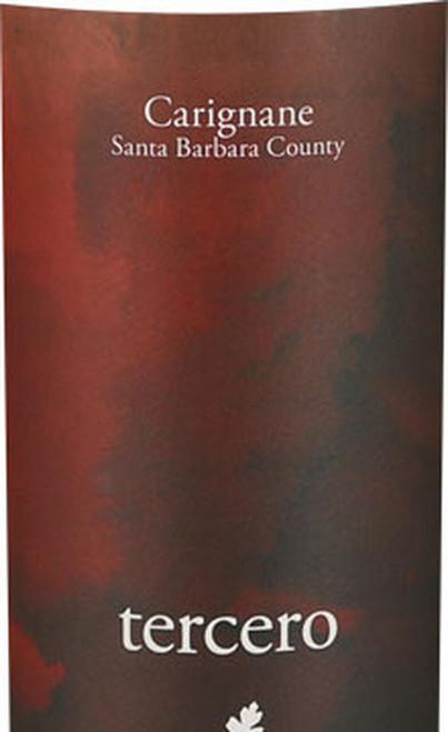 Tercero Carignane Santa Barbara County 2017