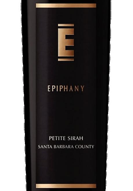 Epiphany Petite Sirah Santa Barbara County Rodney's Vineyard 2017