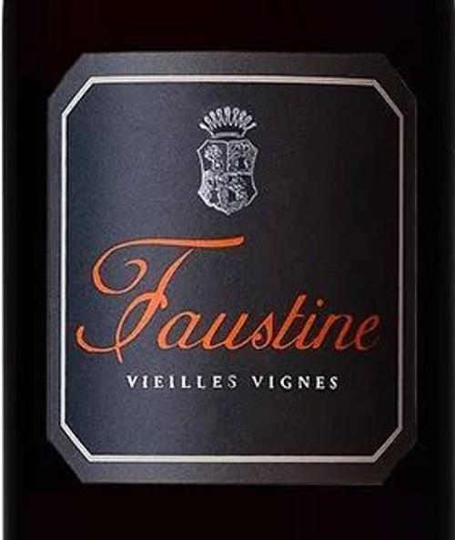"""Comte Abbatucci Vin de France Rouge """"Faustine"""" 2019"""