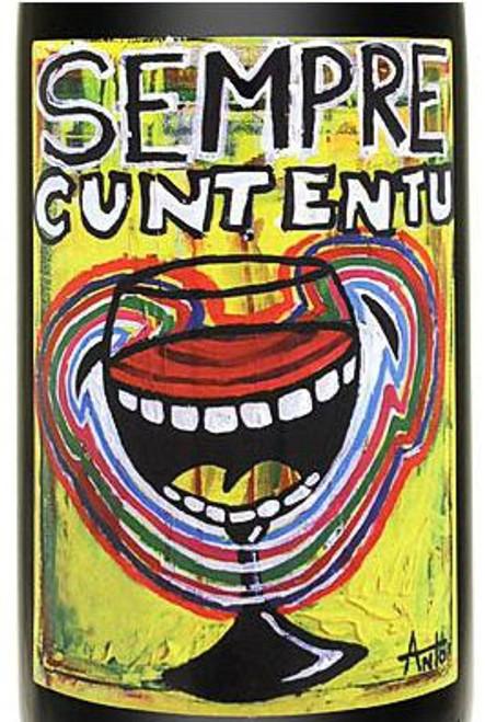 """Giacometti Vin de France """"Sempre Cuntentu"""" 2019"""