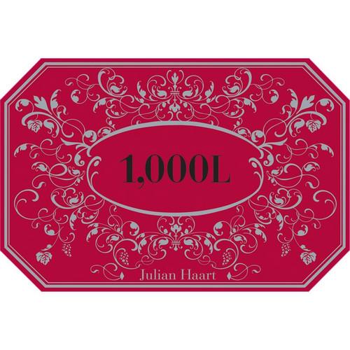 Haart/Julian Riesling '1,000L' 2020