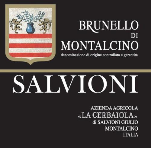 Salvioni (La Cerbaiola) Brunello di Montalcino 2015 1.5L