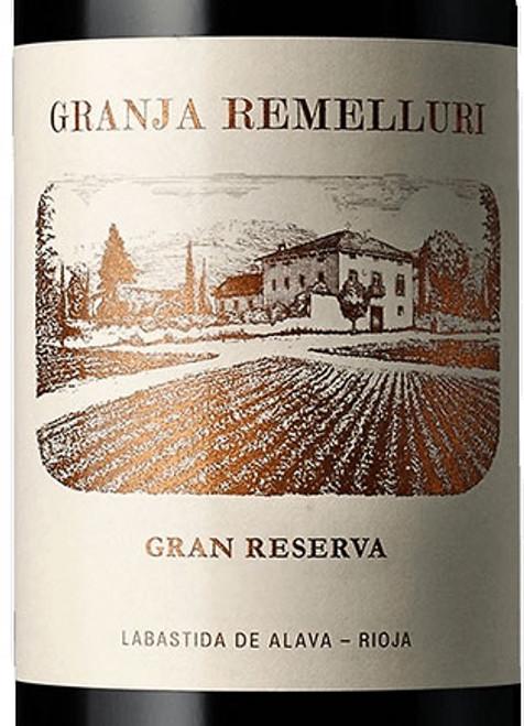 Remelluri Rioja Gran Reserva 2009