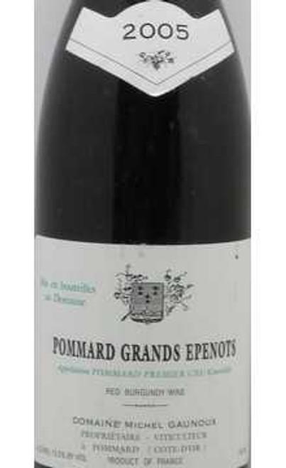 Gaunoux/Michel Pommard 1er cru Grands Epenots 2005