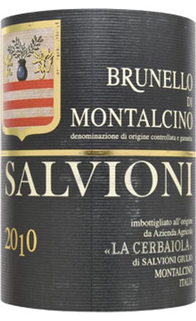 Salvioni (La Cerbaiola) Brunello di Montalcino 2010