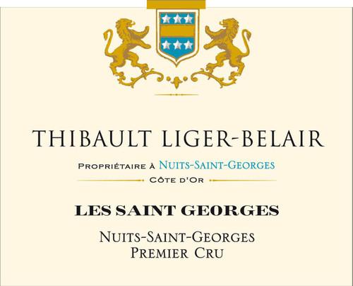 Liger-Belair/Thibault Nuits-St-Georges 1er cru Les St Georges 2009