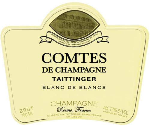 Taittinger Brut Blanc de Blancs Comtes de Champagne 2011