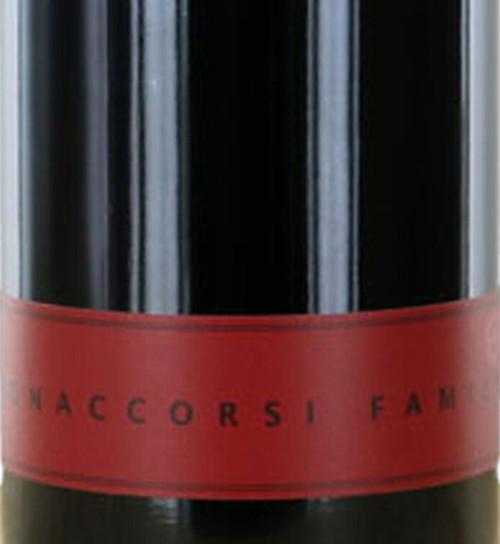 Bonaccorsi Pinot Noir SBC Bonaccorsi Family 2017