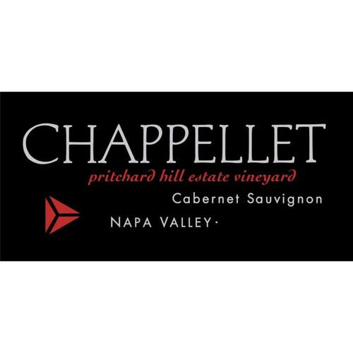 Chappellet Cabernet Sauvignon Napa Valley Pritchard Hill Estate 2018