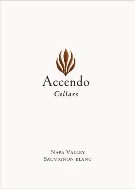 Accendo Sauvignon Blanc Napa Valley 2018