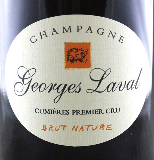 Laval/Georges Brut Nature Champagne Cumières NV