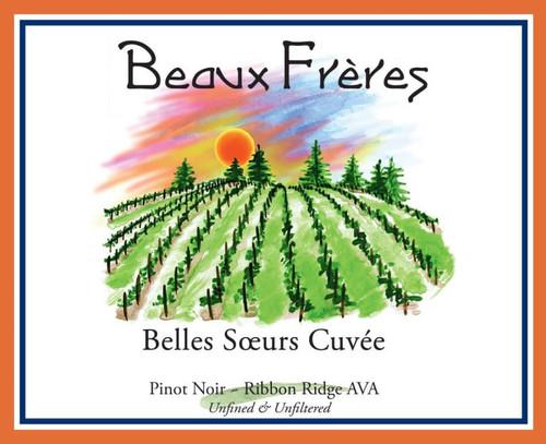 Beaux Frères Pinot Noir Ribbon Ridge The Belles Soeurs Cuvée 2018