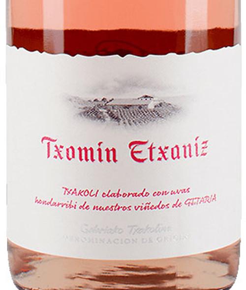 Txomin Etxaniz Rosé Txakoli Getariako Txakolina 2020