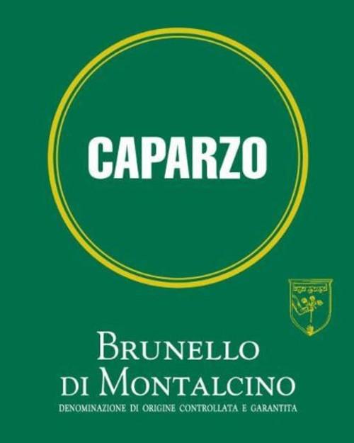 Caparzo Brunello di Montalcino 2015 375ml