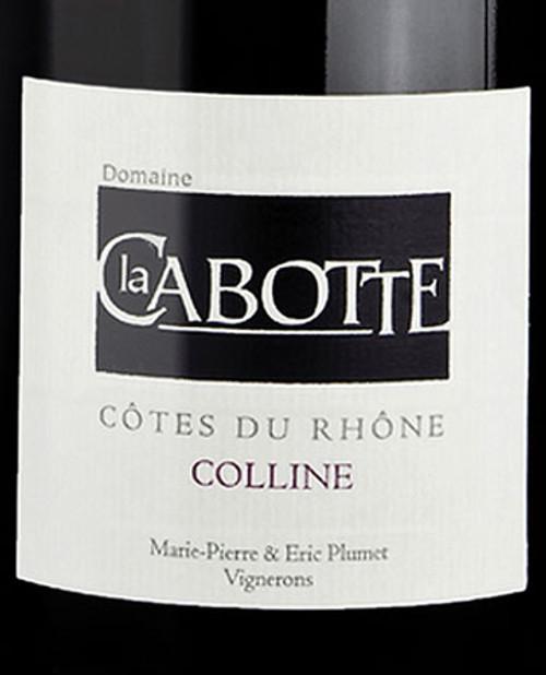 La Cabotte Côtes-du-Rhône Colline 2020